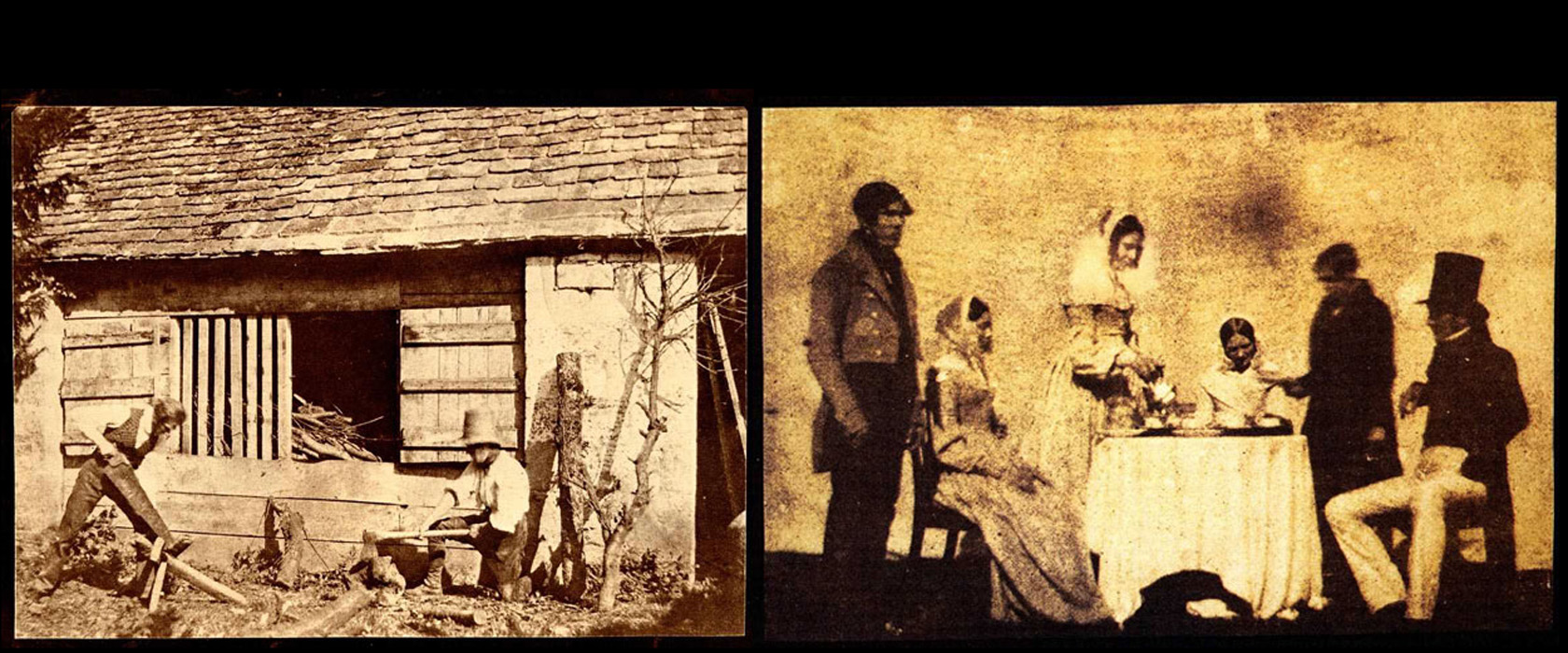 Correspondence of William Henry Fox Talbot Project