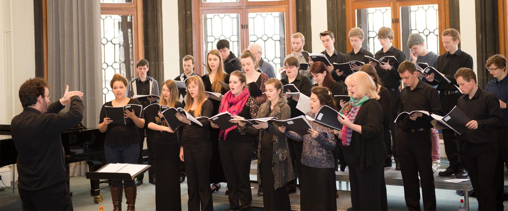 Robert Burns choral settings: from Schumann to MacMillan