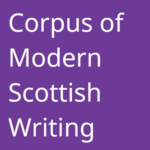 CMSW: Corpus of Modern Scottish Writing (1700-1945)
