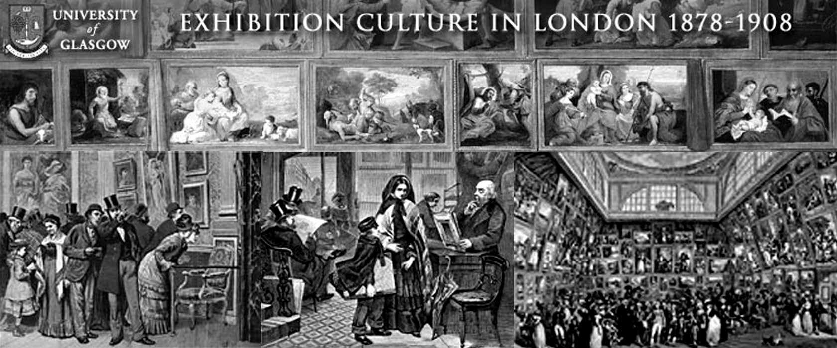 Exhibition Culture in London 1878-1908