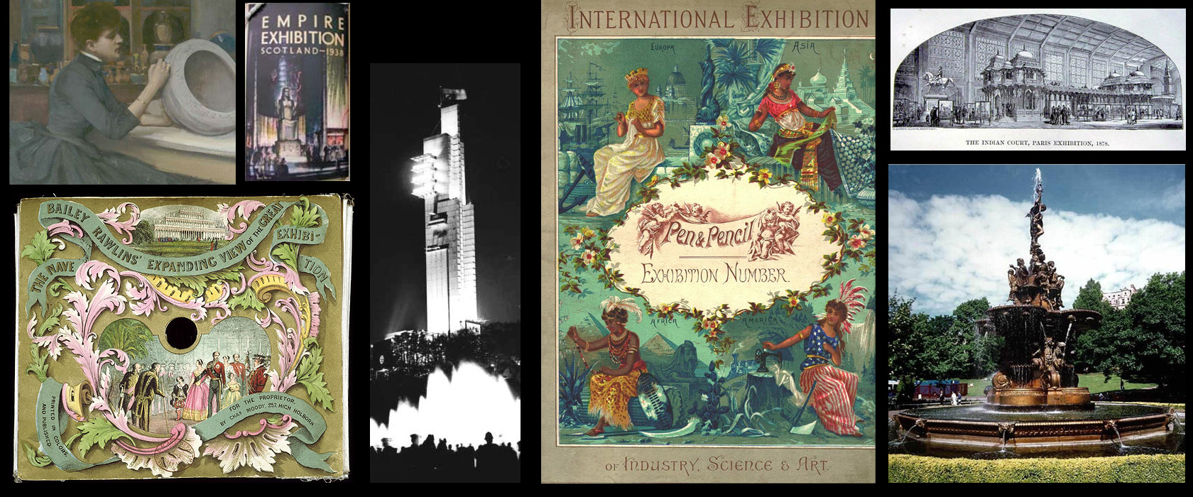 International Exhibitions: 1851-1938