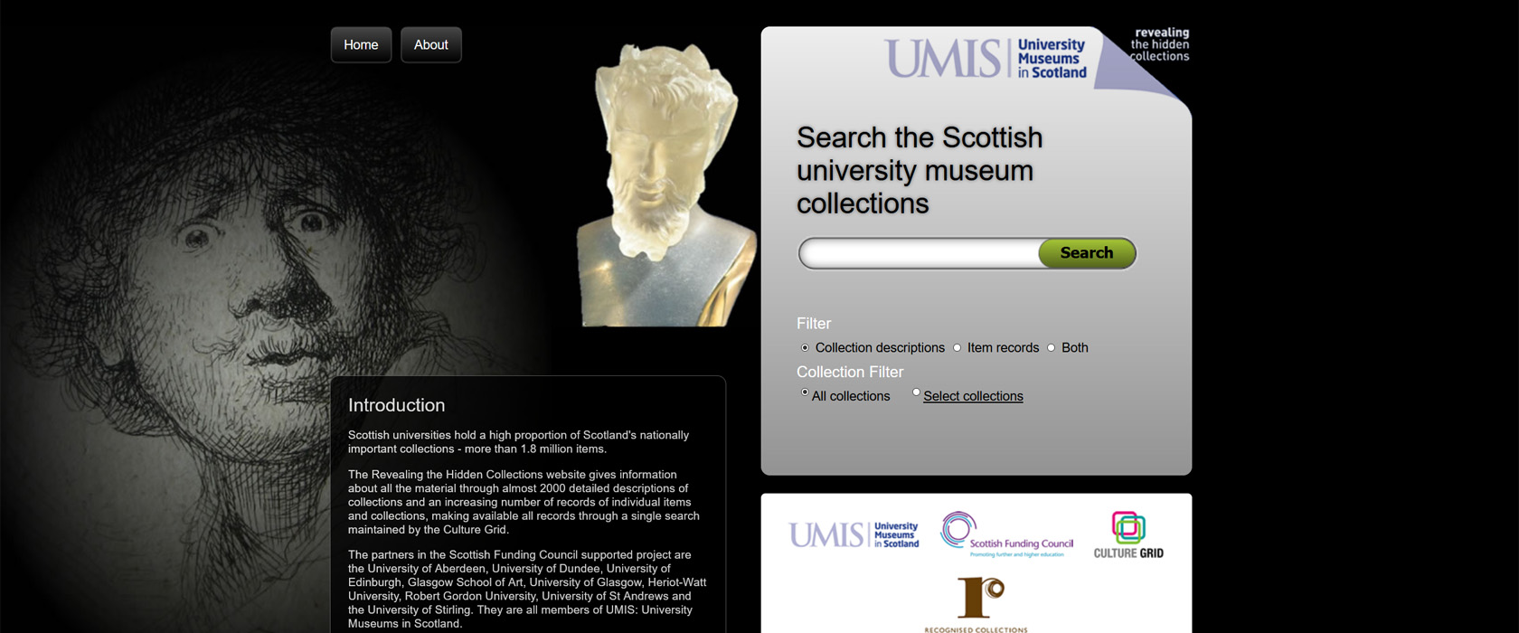Revealing the Hidden Collections