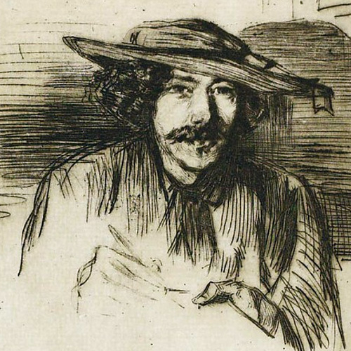 James McNeill Whistler: The Etchings
